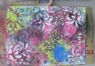 Stencilpaper