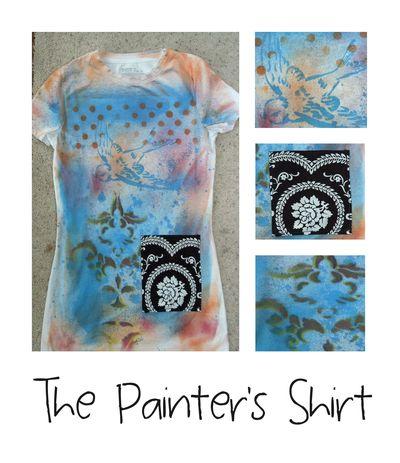 Painteresshirt
